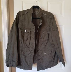 Sonoma jacket army green